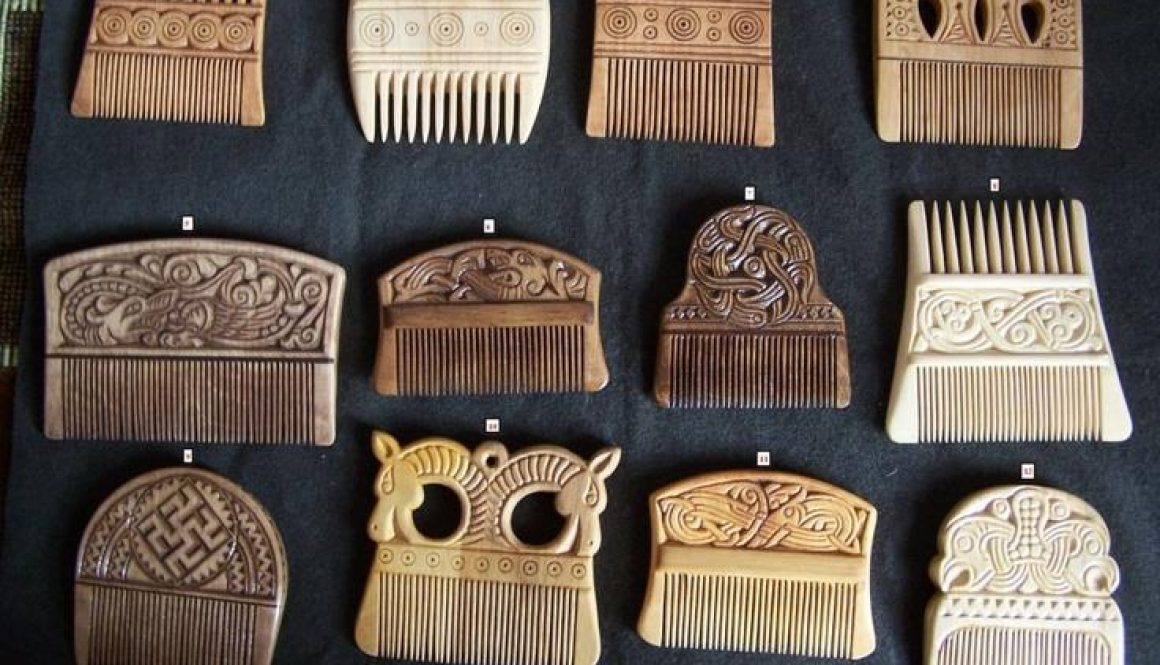 The interesting history of hair combs