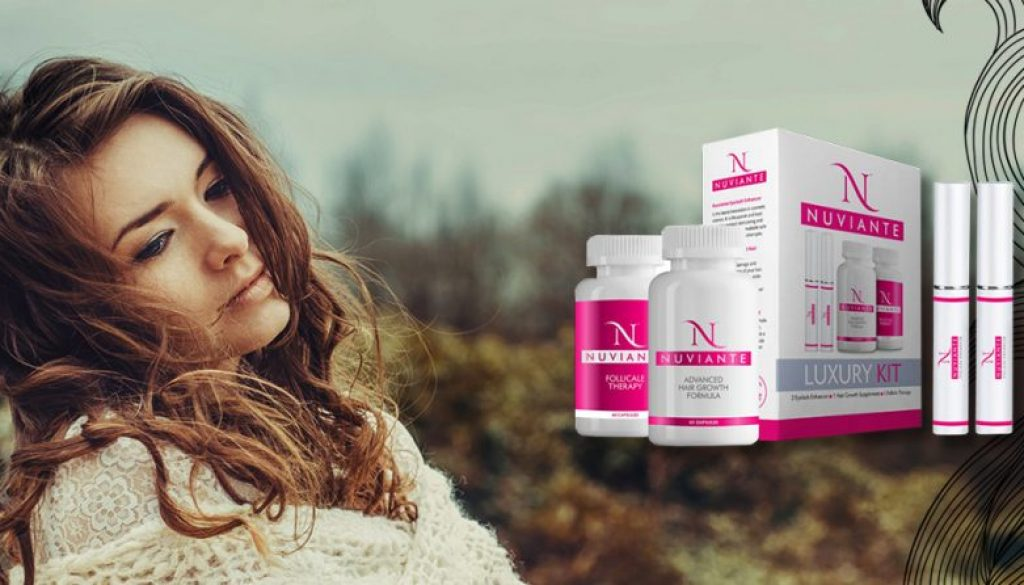 Nuviante System – the natural hair booster
