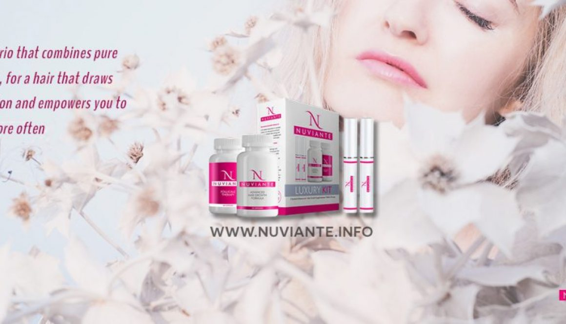 Nuviante System – the latest hair boosting innovation