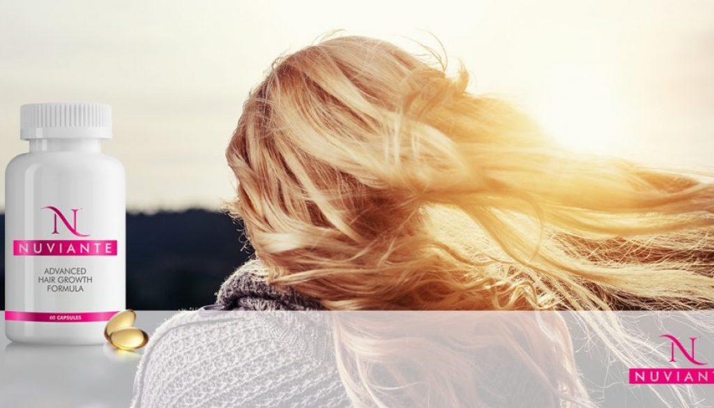 Nuviante Advanced Hair Growth Formula – naturally beautiful hair
