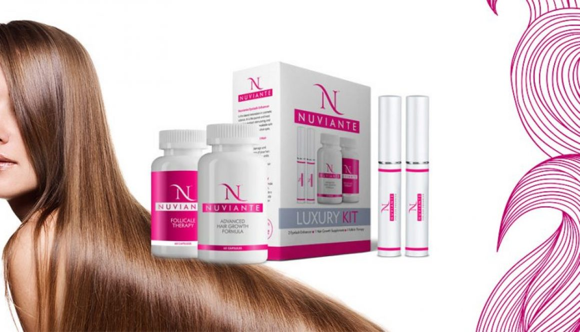 Experience Nuviante System - for a fuller hair that shines